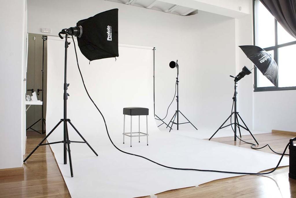 Curso de iluminación para fotografía