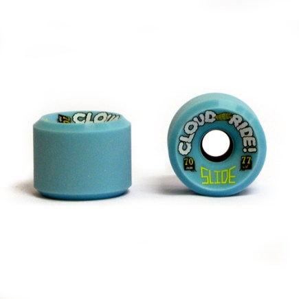 CLOUD RIDE WHEELS Slide 70mm
