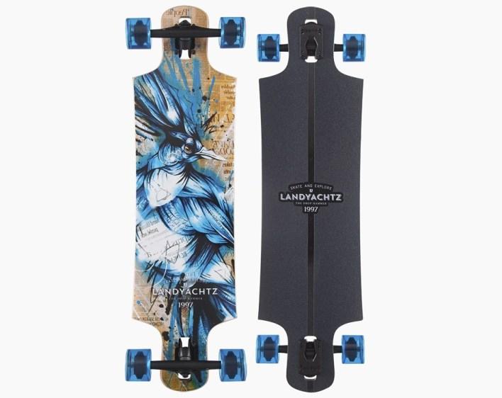 LANDYACHTZ Drop Hammer Blue Jay