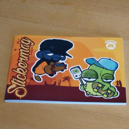 Brainfart Stickermag Vol 2