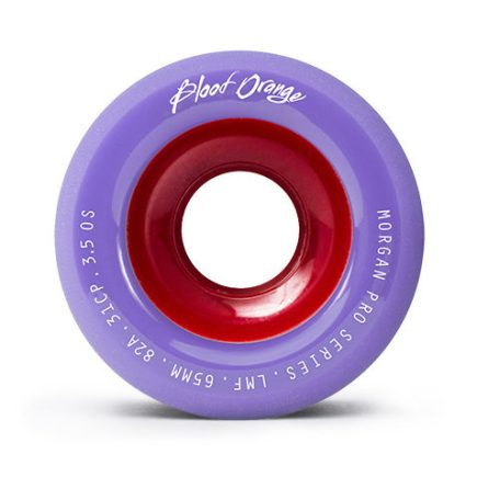 BLOOD ORANGE LMF Pastel Lavendel 65mm 82a