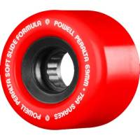 POWELL PERALTA  SSF Snakes 75A red 69mm