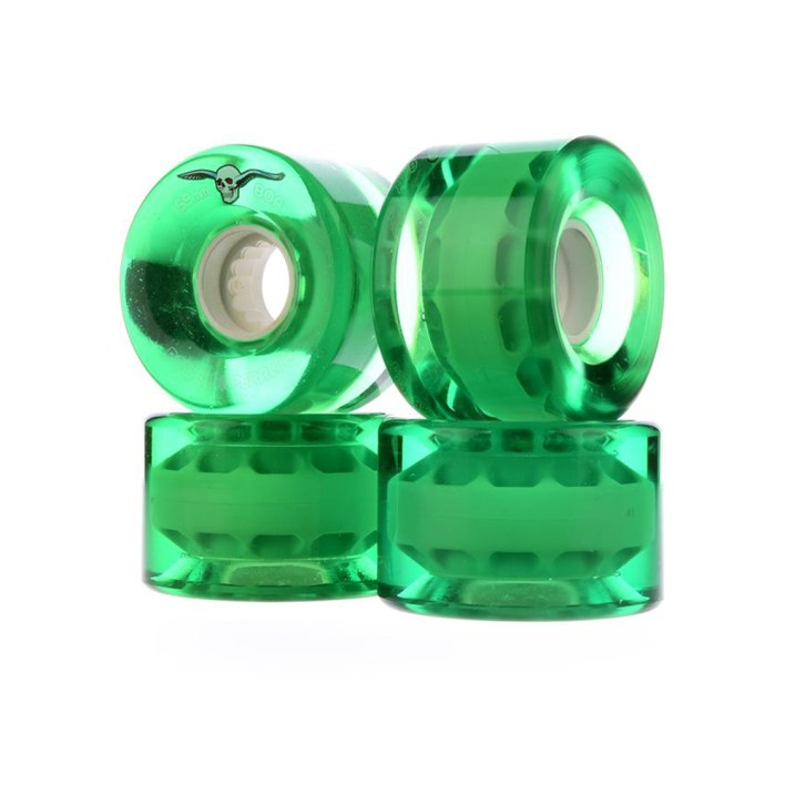 POWELL-PERALTA Clear Cruisers 80a green