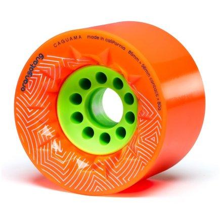 Orangatang Caguama 85mm 80a Orange