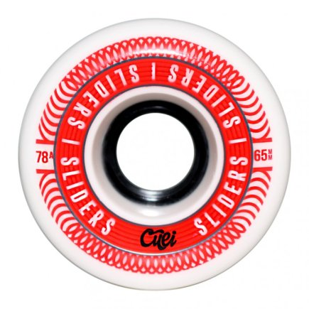 Cuei Sliders 65mm 78A Wheels