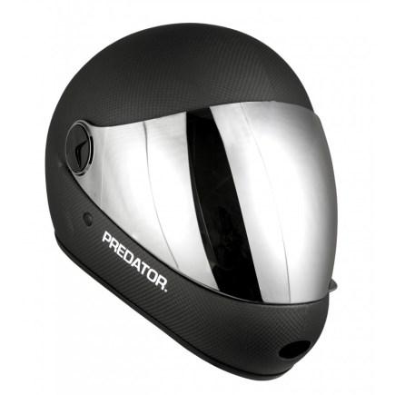 PREDATOR DH6-X Matte Carbon Fullface Helmet
