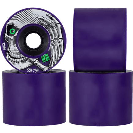 POWELL-PERALTA SSF Kevin Reimer 75A 72mm purple
