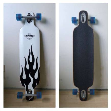 Surf Rebel Komplettlongboard