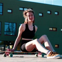 Longboard Dance & Freestyle Workshop mit Deborah Keser