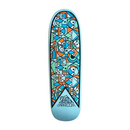 DARKROOM Torpedo Skateboard Deck