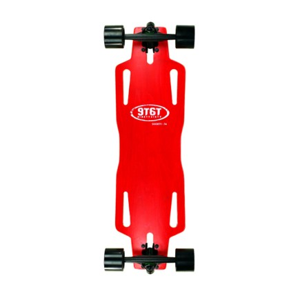 NINETYSIXTY Shorty 74 Kinderlongboard