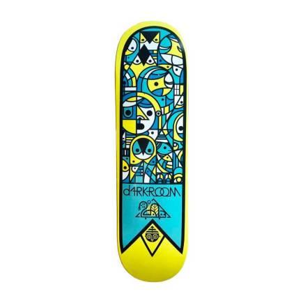 DARKROOM Ceremony Skateboard Deck