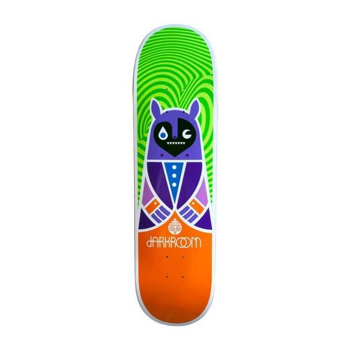 DARKROOM Psychometry Skateboard Deck
