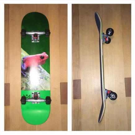 MINI LOGO Poison 16 Skateboard complete