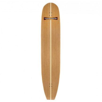 "HAMBOARDS Classic 74"" Surfskate Longboard"