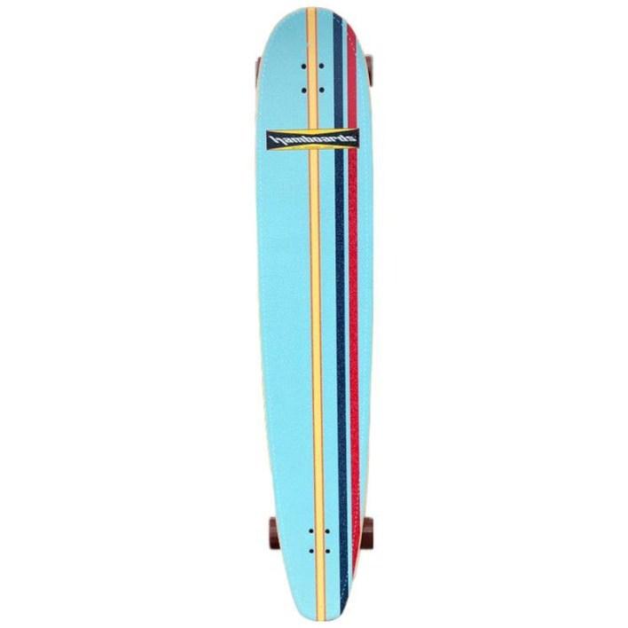 "HAMBOARDS Logger 60"" Surfskate Longboard"