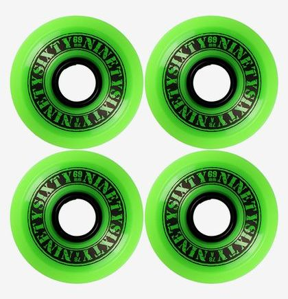 NINETYSIXTY Grip Wheels 69mm 78a