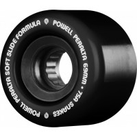POWELL PERALTA  SSF Snakes 75A black 69mm