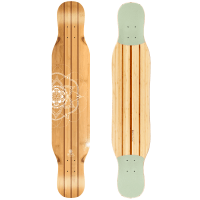 BTFL Sydney Longboard Dancer deck 2021