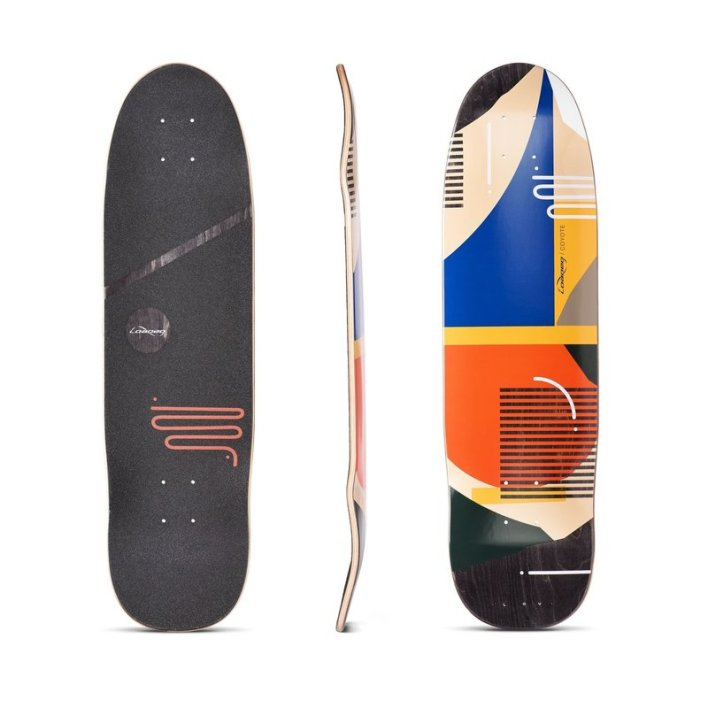 Loaded Coyote Hola Lou Deck with grip