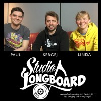 Podcast episode #9 - Behind the scenes of Studio Longboard