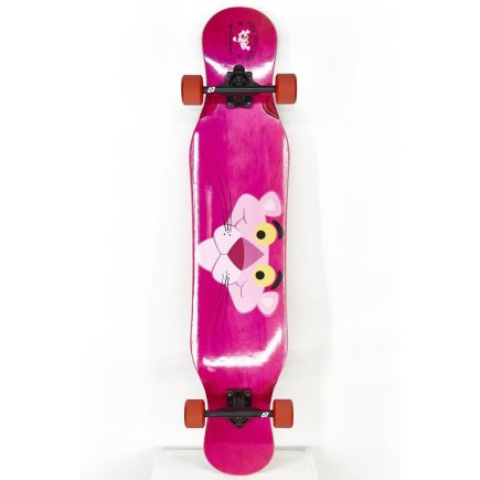 HYDROPONIC Pixie Pink Panther Face Longboard Dancer