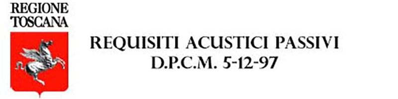 Approvazione linee guida sull'acustica passiva degli edifici ai sensi del D.P.C.M. 05/12/1997