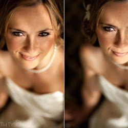 airbrush bridal makeup in Key West