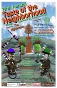 Taste of the Neighborhood 2011