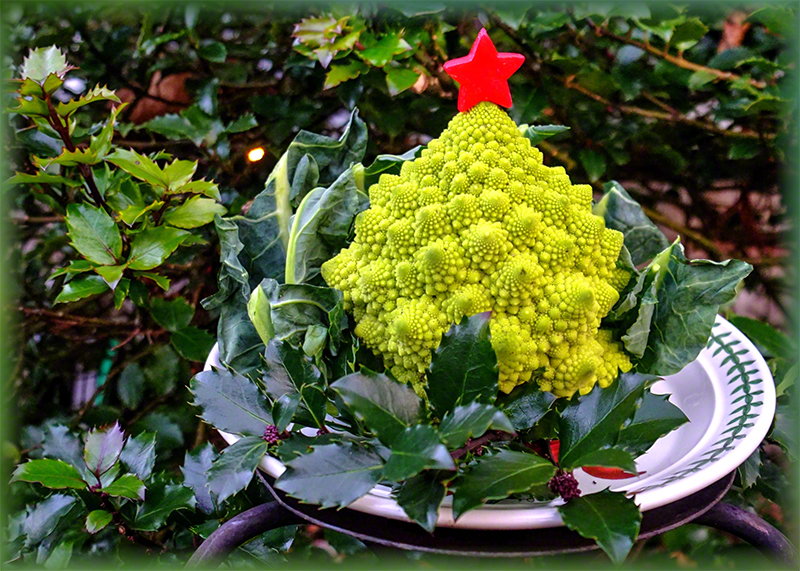 Have Merry Christmas! And Eat Your Greens.