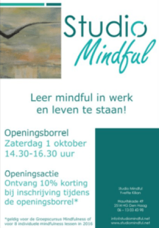 Flyer Openingsborrel 01okt2016