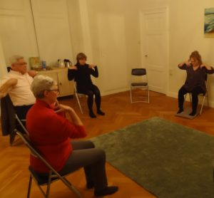 Introductietraining Studio Mindful Den Haag 19-01-2017