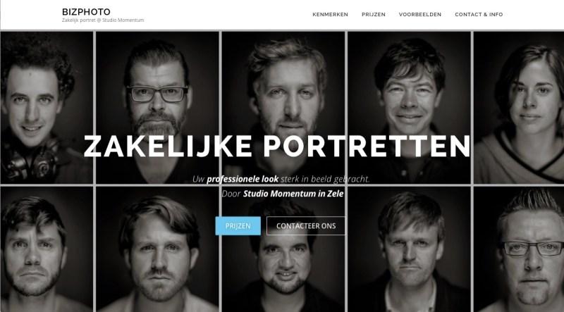 Zakelijk Portret door Studio Momentum