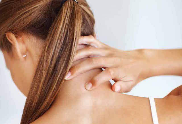appiattimento del rachide cervicale