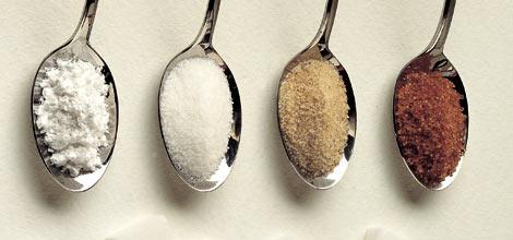 zucchero e dolcificanti