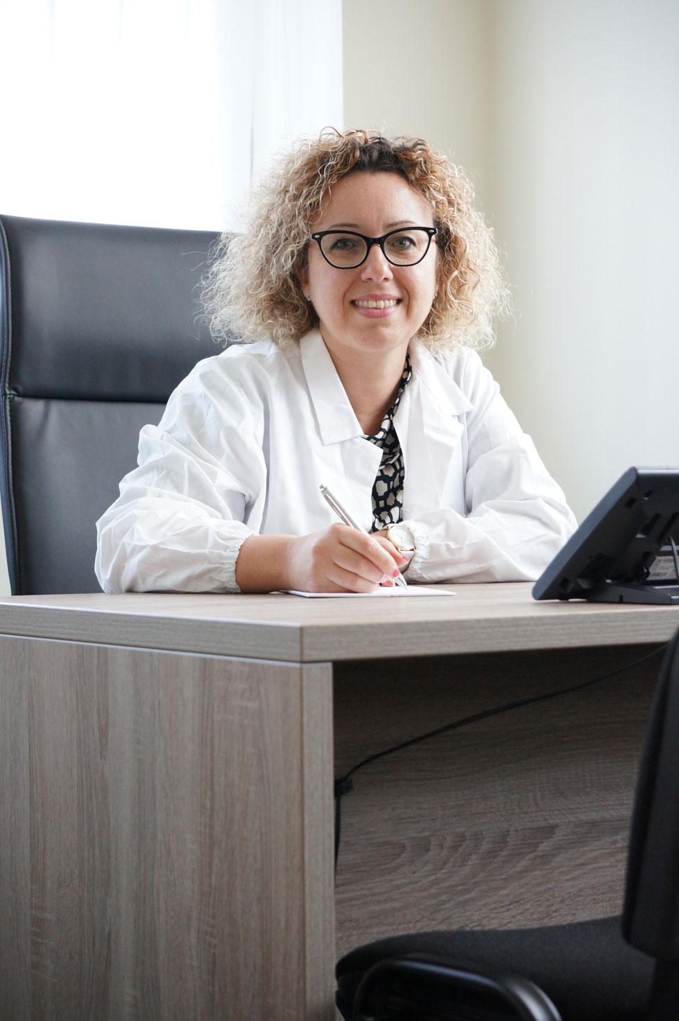 Dott.ssa Galleggiante