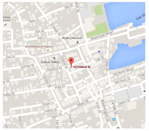 Map Street Siasconset