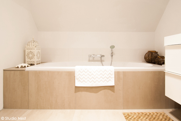 Salle de bain by Studio Nest Interior Design