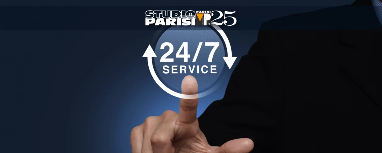 Studio Parisi reperibilità h24