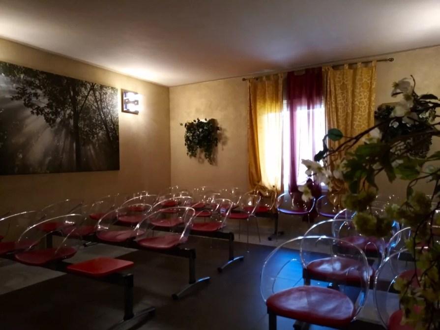 Studio Parisi - sala congressi