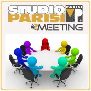 studio parisi meeting