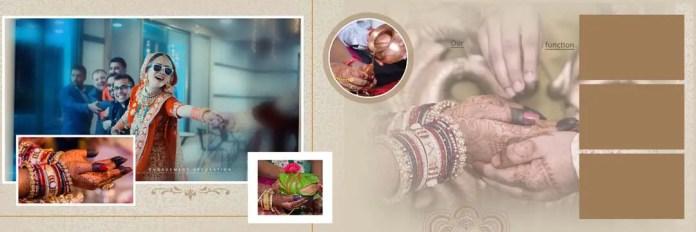 Wedding Album Creative Design
