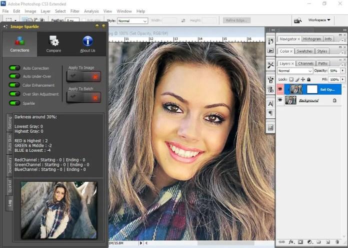 Image Sparkle Software