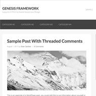 Genesis Themes Framework