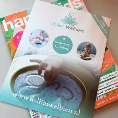 Dolfijn Wellness | advertentie Happikidz