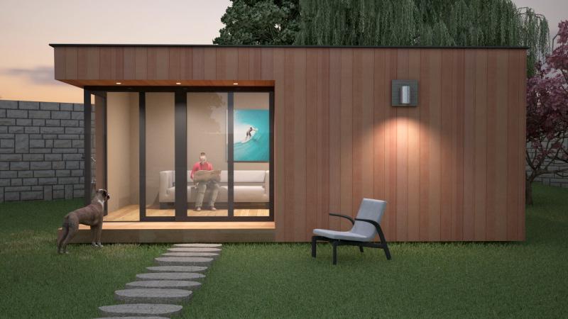 Studio De Jardin Pour Faire Une Chambre Dtudiant