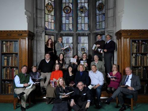 Bookbuilders of Boston Judging Panel