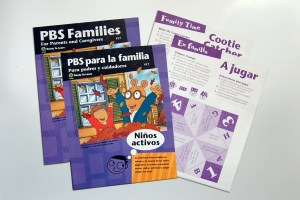 PBS Families Activity Guide Inserts