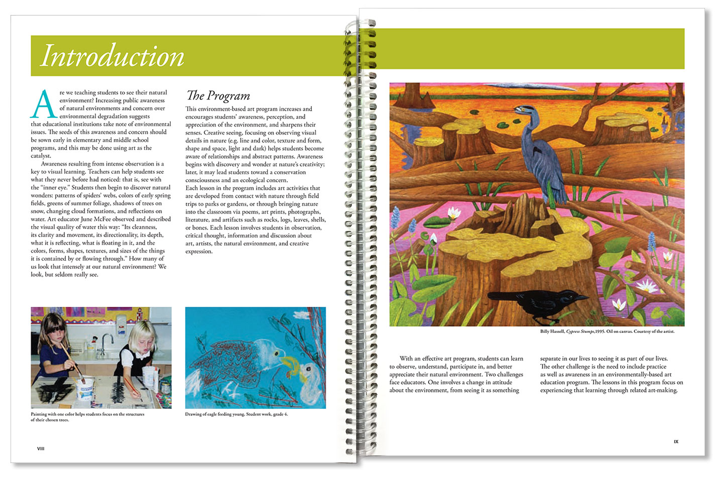 Art Education & Eco Awareness