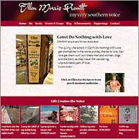 ellen morris prewitt website designed by shelli - link to case study
